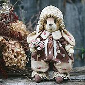 Куклы и игрушки ручной работы. Ярмарка Мастеров - ручная работа Зайка в  горошек.2. Handmade.