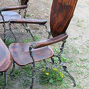 Для дома и интерьера ручной работы. Ярмарка Мастеров - ручная работа мебель кованая. Handmade.
