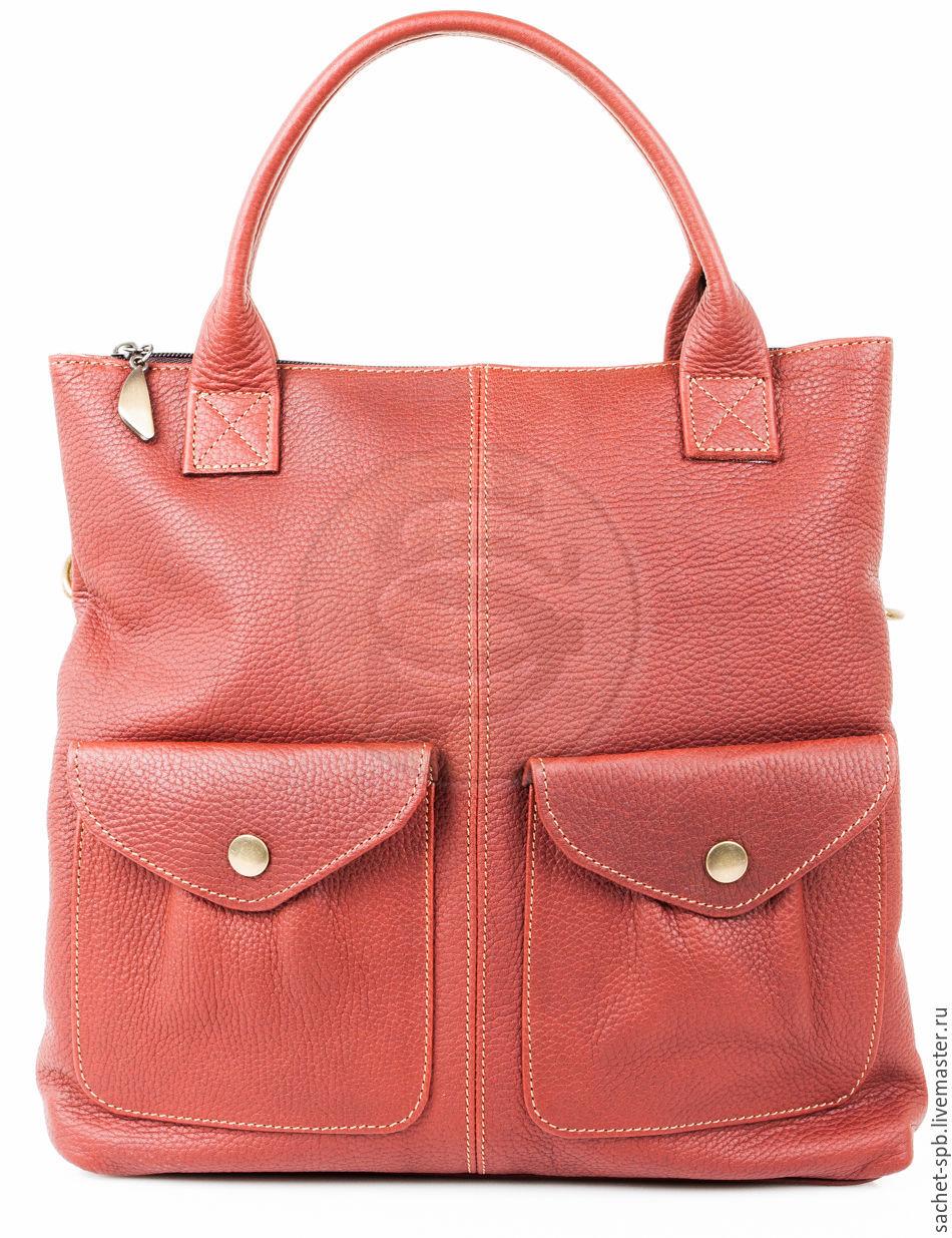 Handbags Handmade Livemaster Womens Leather Bag Amelie Brusnichka