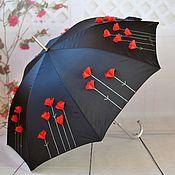 """Аксессуары ручной работы. Ярмарка Мастеров - ручная работа зонт """"Кармен"""". Handmade."""