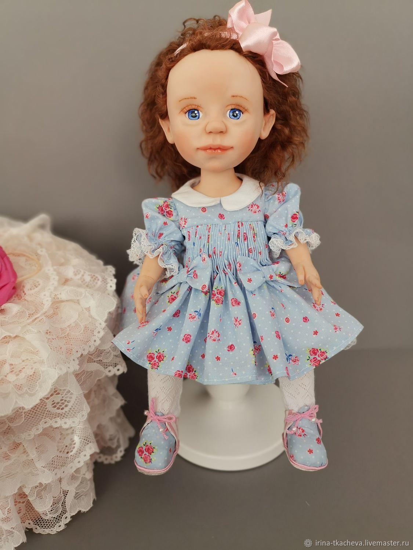 Полина, Шарнирная кукла, Нижний Тагил,  Фото №1