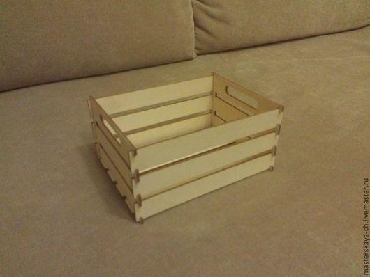 Ящик для декорирования.