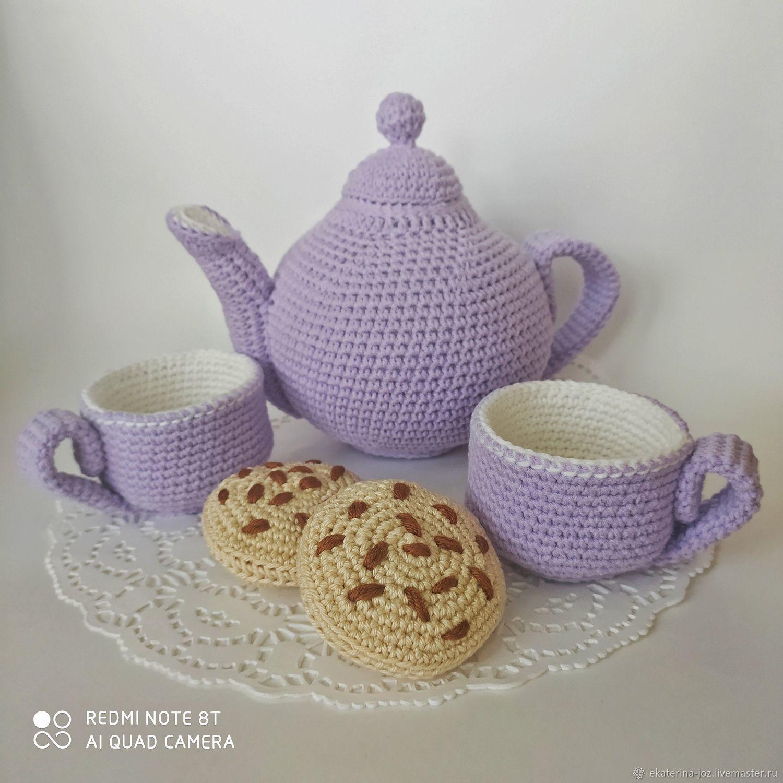 Чайный сервиз для детей, Кукольная еда, Санкт-Петербург,  Фото №1