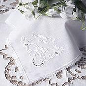 Аксессуары handmade. Livemaster - original item Handkerchief bow