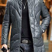 Мужская одежда handmade. Livemaster - original item Men`s demi-season jacket 0020. Handmade.