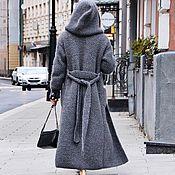 Одежда handmade. Livemaster - original item Hooded coat. Handmade.