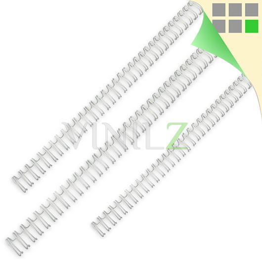 Пружины для переплета металлические (А4, для брошюратора)