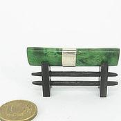 """Сувениры и подарки ручной работы. Ярмарка Мастеров - ручная работа нож   """"Айкутёнок на подставке"""". Handmade."""