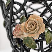 Цветы и флористика handmade. Livemaster - original item Pots Of Paint Italy. Handmade.
