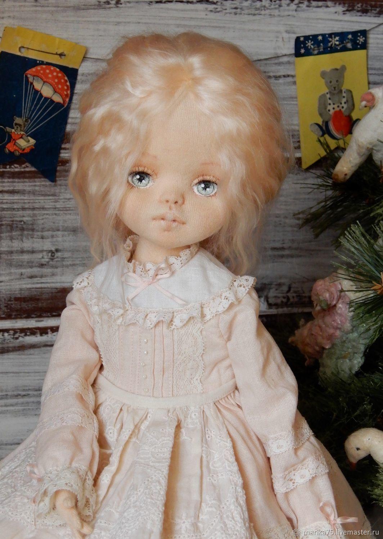 текстильная кукла Софья, Куклы и пупсы, Калининград,  Фото №1