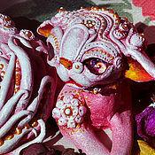 Подарки к праздникам handmade. Livemaster - original item Silvae-panchina. Cat race. Handmade.