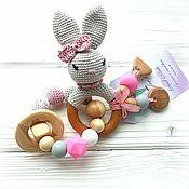 Куклы и игрушки handmade. Livemaster - original item Rodent
