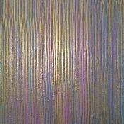 Дизайн и реклама ручной работы. Ярмарка Мастеров - ручная работа Декоративная штукатурка техника Миссони в светлых тонах Питер. Handmade.