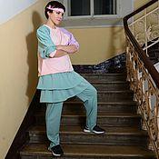 Одежда handmade. Livemaster - original item Girlish track suit 1. Handmade.