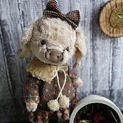 Куклы и игрушки ручной работы. Ярмарка Мастеров - ручная работа Нюша :-). Handmade.