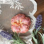 """Косметика ручной работы. Ярмарка Мастеров - ручная работа Мыло """"цветок гибискуса"""". Handmade."""