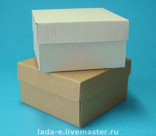Wrapping Supplies handmade. Livemaster - handmade. Buy Box.Gingerbread, packaging, postage packing