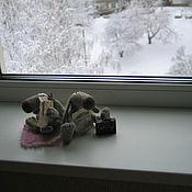 Куклы и игрушки ручной работы. Ярмарка Мастеров - ручная работа история из будущего.. Handmade.