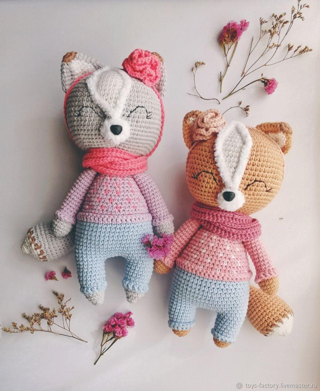 Вязаная кошечка, игрушка кошечка, игрушка для ребенка, Мягкие игрушки, Одесса,  Фото №1