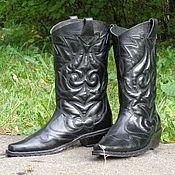 """Обувь ручной работы. Ярмарка Мастеров - ручная работа Сапоги мужские """"казаки"""". Handmade."""