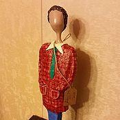 Для дома и интерьера ручной работы. Ярмарка Мастеров - ручная работа фотографии для примера Мужчина в дом. Handmade.