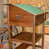 Для дома и интерьера ручной работы. Ярмарка Мастеров - ручная работа Конторка для взрослых. Handmade.