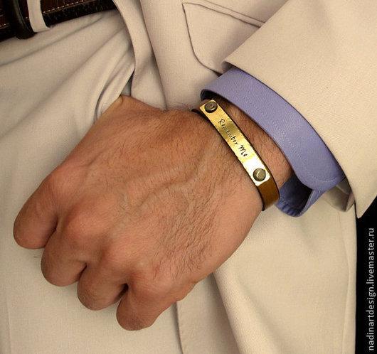 Мужской браслет Для мужчин