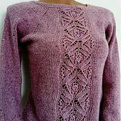 Одежда handmade. Livemaster - original item Lightweight jumper from Angorlite. Handmade.