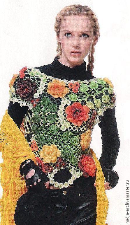 фото журнала Мод № 575