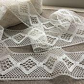 Материалы для творчества handmade. Livemaster - original item Linen lace
