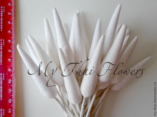 Основа для цветов конусы My-Thai. \r\nМатериалы для флористики из Таиланда.