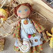 Куклы и игрушки ручной работы. Ярмарка Мастеров - ручная работа Чердачная Фея-рукодельница. Handmade.