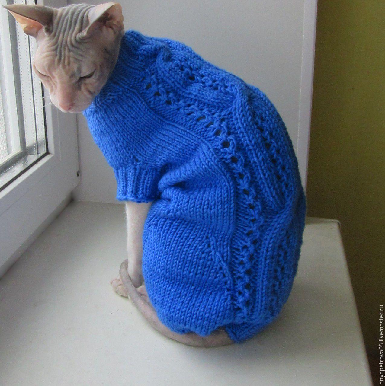 Лежанка для кота своими руками: старый свитер, поролон или 50