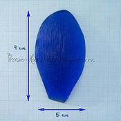 Материалы для творчества ручной работы. Ярмарка Мастеров - ручная работа М036 Молд лепесток лотоса большой. Handmade.