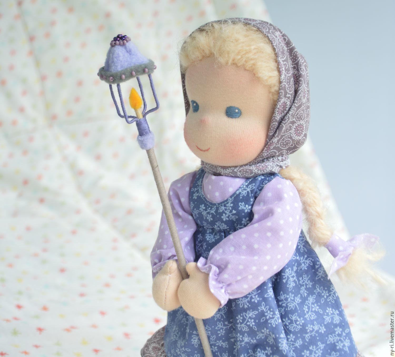 Вальдорфская кукла На крестный ход, Вальдорфские куклы и звери, Таруса,  Фото №1