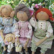 Куклы и игрушки ручной работы. Ярмарка Мастеров - ручная работа Простота спасет мир!..Ой,доброта...Ой,красота!!!. Handmade.