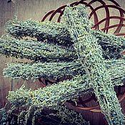Травы ручной работы. Ярмарка Мастеров - ручная работа Полынь - скрутка для окуривания. Handmade.