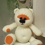 Мягкие игрушки ручной работы. Ярмарка Мастеров - ручная работа Мягкие игрушки: вязанные игрушки. Handmade.