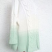 """Одежда ручной работы. Ярмарка Мастеров - ручная работа Oversize свитер """"ХХХ"""".. Handmade."""