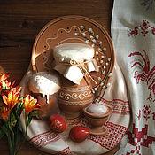 Русский стиль handmade. Livemaster - original item Handmade Easter panel. Handmade.