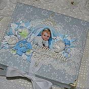 """Подарки для новорожденных, ручной работы. Ярмарка Мастеров - ручная работа Шкатулка """" Мамины сокровища """". Handmade."""