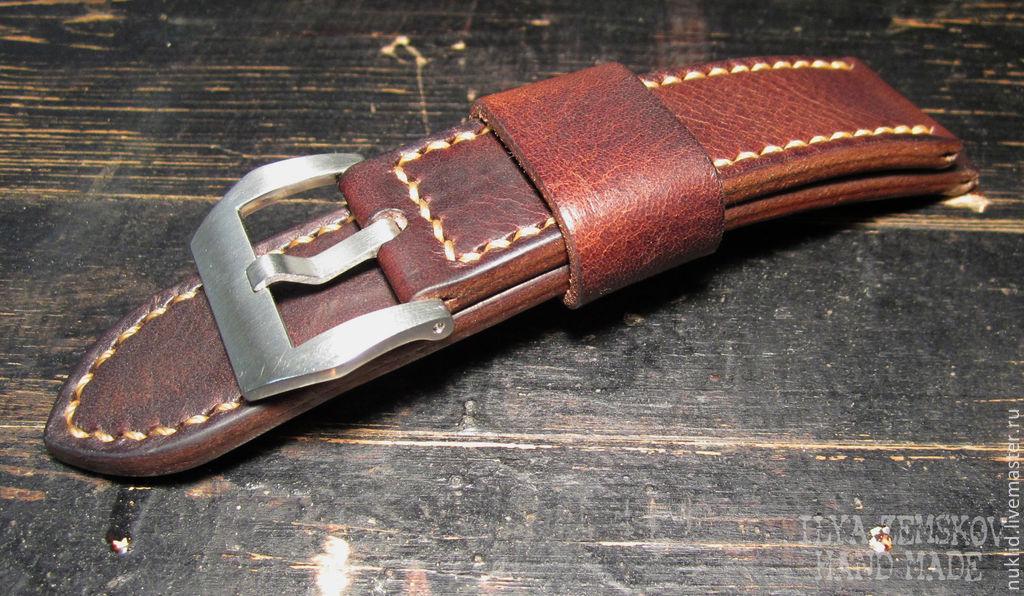 Ремень для часов кожаный спб ремень мужской jack