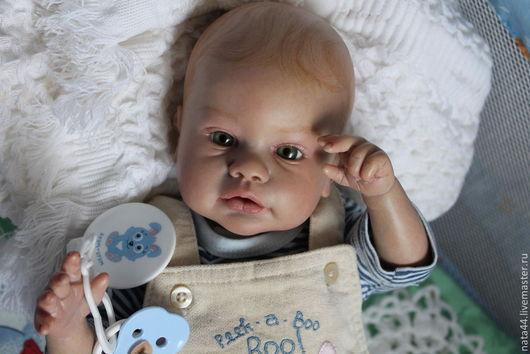 Куклы-младенцы и reborn ручной работы. Ярмарка Мастеров - ручная работа. Купить Дениска. Handmade. Разноцветный, краски генезис