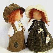 Куклы и игрушки ручной работы. Ярмарка Мастеров - ручная работа Детки  Love is.... Handmade.