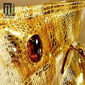 Классическая сумка ручной работы. Ярмарка Мастеров - ручная работа СУМКА «LUXURY» с камнем Swarovski. Handmade.