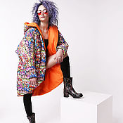 Одежда handmade. Livemaster - original item Warm women`s jacket