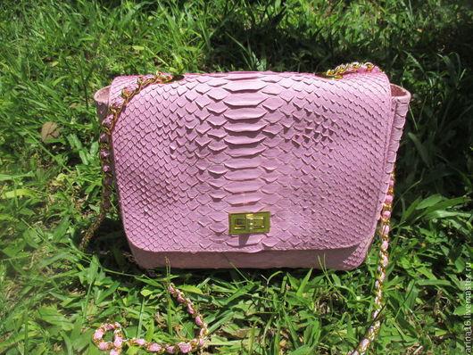 Женские сумки ручной работы. Ярмарка Мастеров - ручная работа. Купить Сумка розовая. Handmade. Розовый, сумка женская