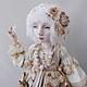 Коллекционные куклы ручной работы. Ярмарка Мастеров - ручная работа. Купить Белая ворона. Handmade. Белый, волшебство, единственный экземпляр