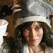 Куклы и игрушки ручной работы. Ярмарка Мастеров - ручная работа портретная кукла Марина. Handmade.