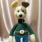 Куклы и игрушки handmade. Livemaster - original item Doggie. Handmade.